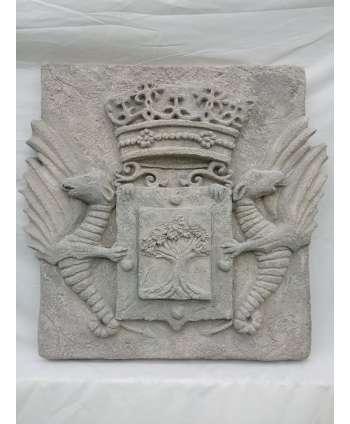 Escudo de La Orotava (63x57cm)