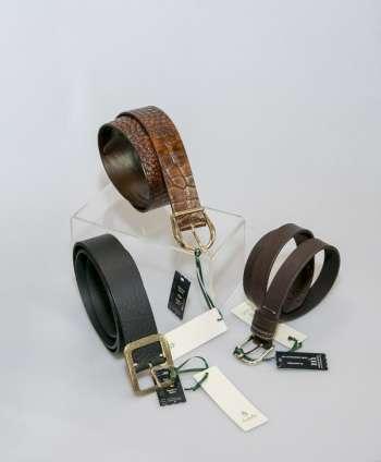 Cinturones Caballero