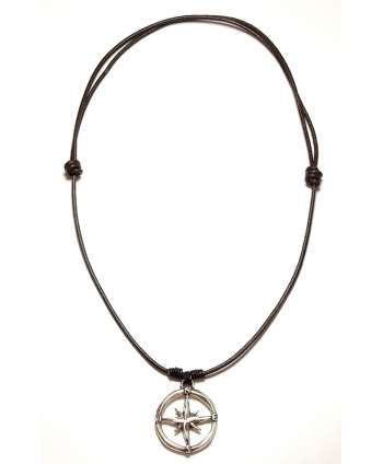 Collar Meridiano (marrón)