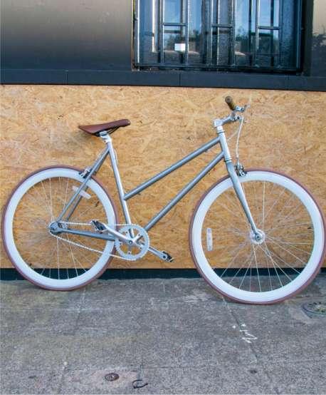 Bicicleta Fixic - Urbana Pepita Bikes