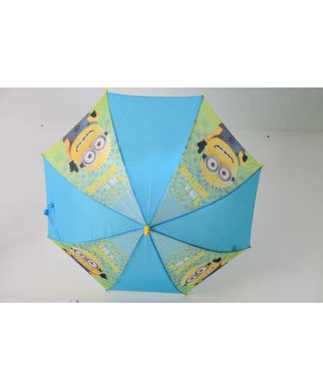 """Paraguas infantil """"Minnions"""" (automático)"""