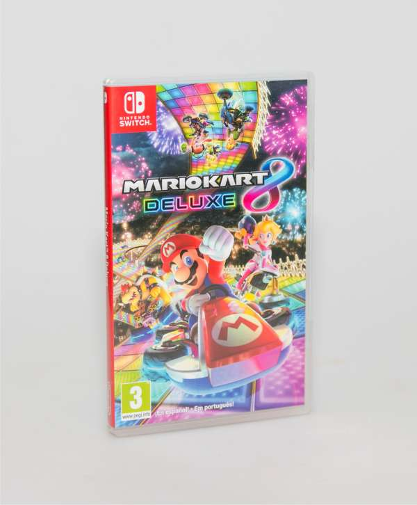Juego Nintendo Switch Mario Kart8 deluxe