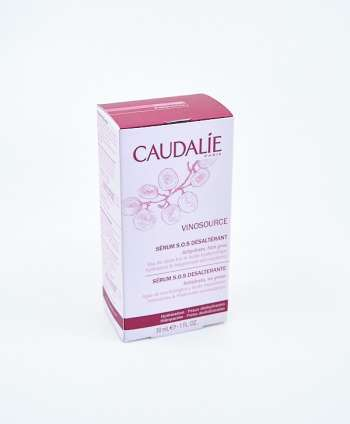 Caudalíe Vinosource S.0.S Serum Desalterante