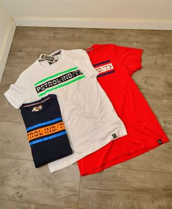 Camiseta Petrol Basic