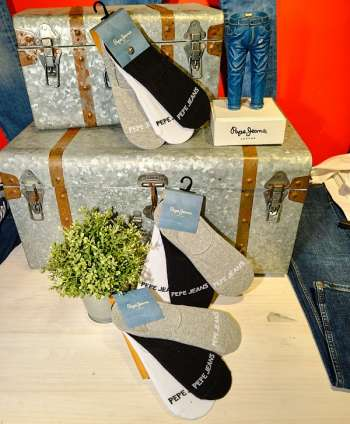 Calcetines Invisibles Pepe Jeans