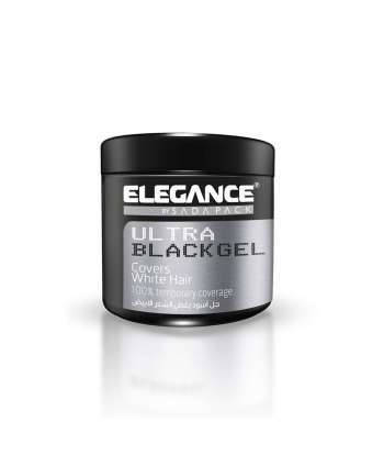 Elegance PLUS BLACK GEL - CUBRE CANAS