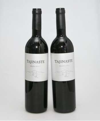 Promoción 2 botellas Tajinaste Tinto Tradicional