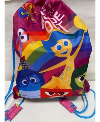 BOLSA DE PASEO INSIDE OUT DISNEY