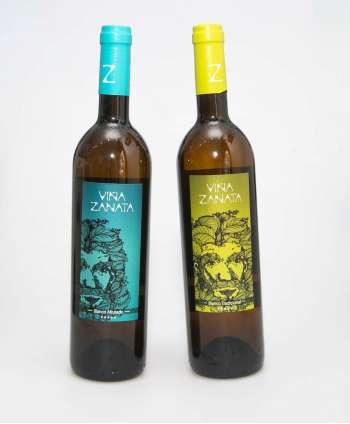 Promoción 2 botellas Viñazanata blanco tradicional y afrutadoROMOCIÓN 2 BOTELLAS VIÑAZANATA BLANCO TRADICIONAL Y AFRU-