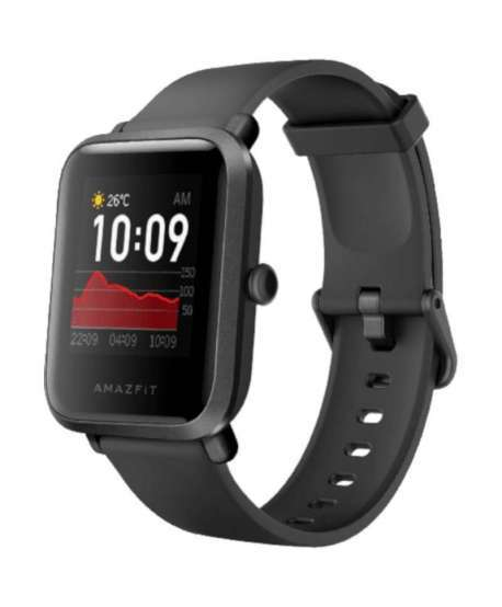 Reloj XIAOMI Amazfit BIP S BT GPS negro
