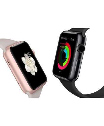 Reloj Apple Watch S4  GPS Correa Loop Negro