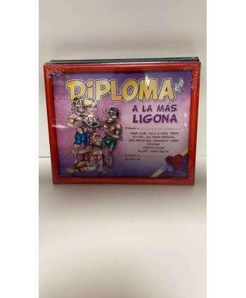 DIPLOMA  LA MÁS LIGONA