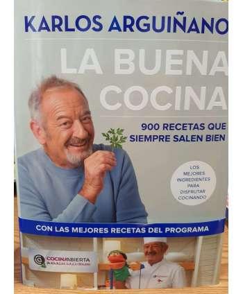 LA BUENA COCINA. Karlos Arguiñano