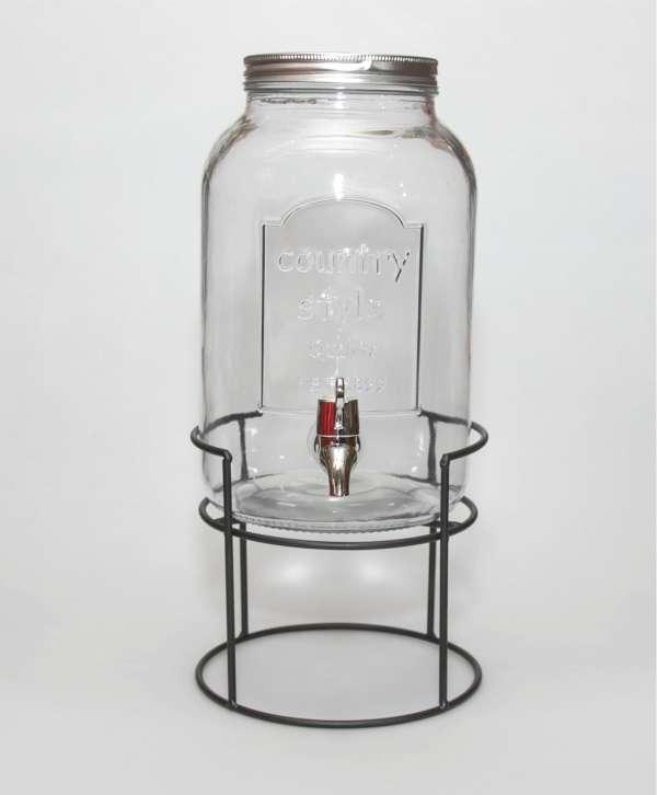 Depósito Cristal Agua 3,5L