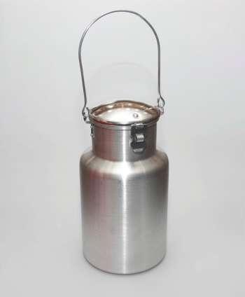 Lechera Aluminio 5L