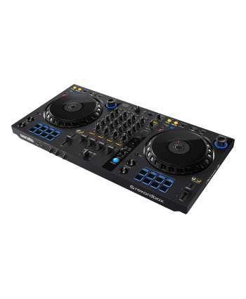 DDJ-FLX6 Controlador DJ de 4 canales para Rekordbox y Serato DJ Pro