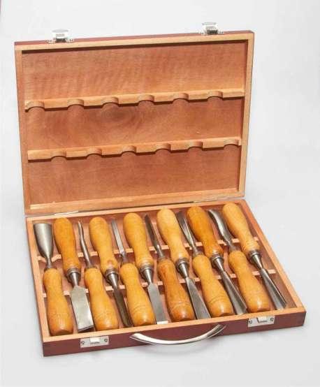 Juego 12 gubias master tool