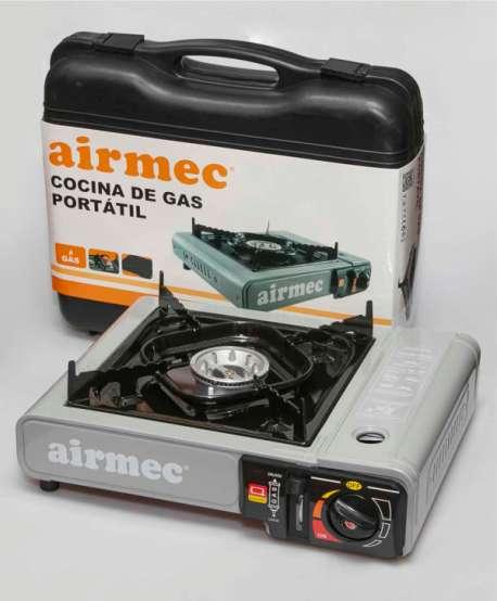 Cocina de gas portátil Airmec