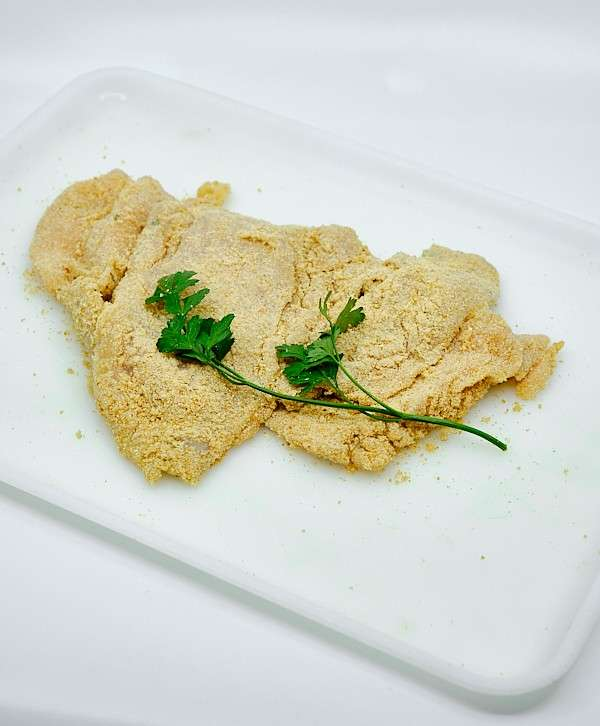 Pechuga empanada (kg)