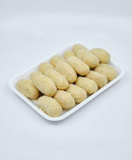 Croquetas de espinacas (kg)