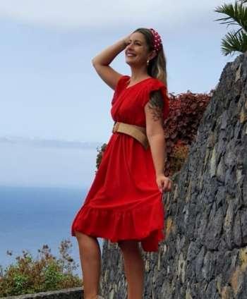 Vestido Red Thais