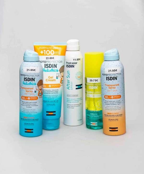Protección solar ISDIN