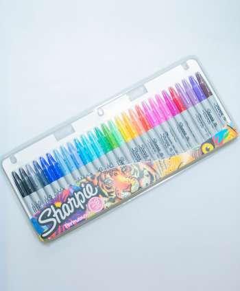Rotuladores 28 colores
