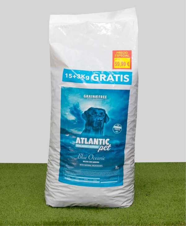 Atlantic Pet Monoproteico Sardina