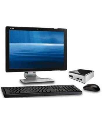 """Ordenador KIT  Intel NUC + Pantalla LG 20"""" + Teclado y Raton"""