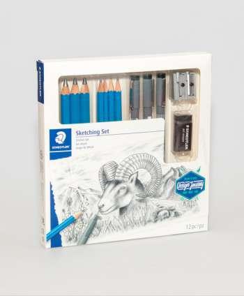 Caja Lapices de Dibujo Staedtler (12Pcs)