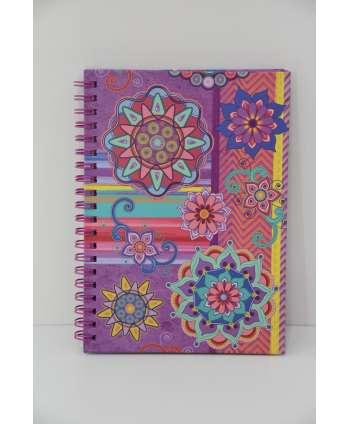 Cuaderno mandala