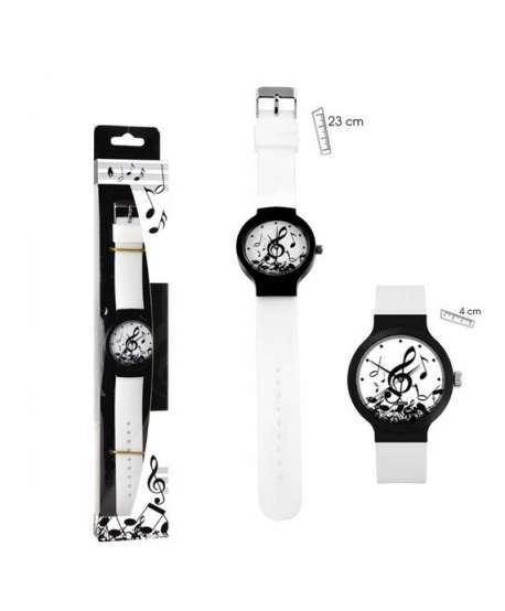 Reloj de música