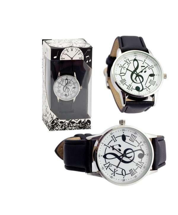 Reloj de musica (Caballero)