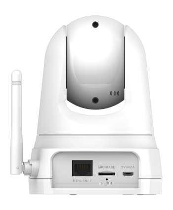 Cámara IP WiFi motorizada D-link DCS‑8525LH
